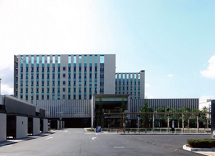 市立宇和島病院昭和設計 - Proje...